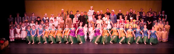 2007 Prairie Nutcracker Cast